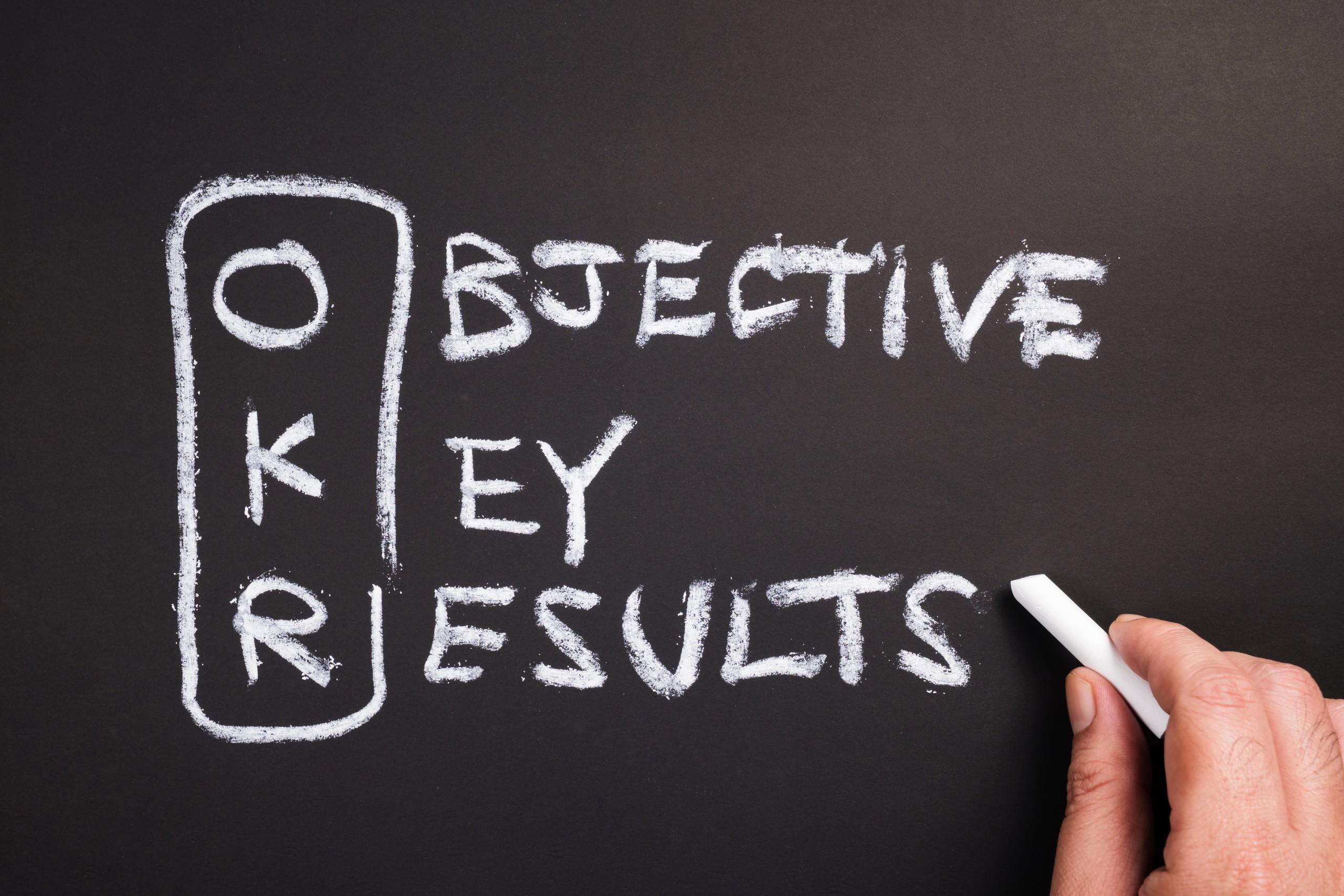 OKR (Objectives and Key Results) für Startups